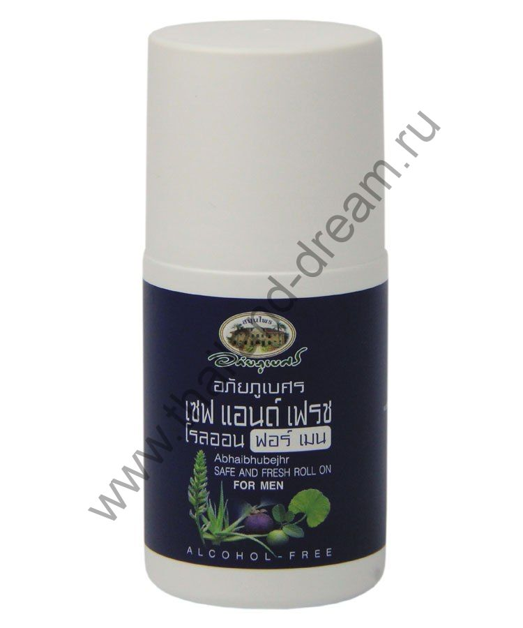Мужской дезодорант с мангостином и гуавой